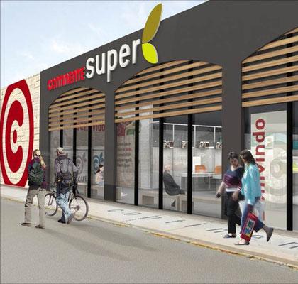 Supermarché Continente Portugal