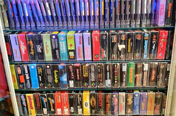 Nintendo-Klassiker am Fließband