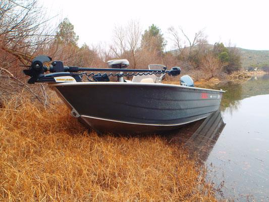 Bass boat Smartliner 50cv