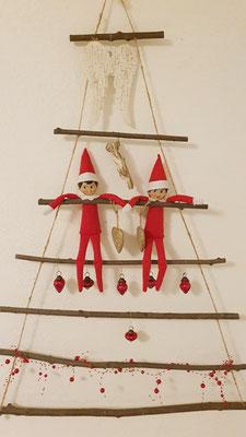 Abhängende Elfen