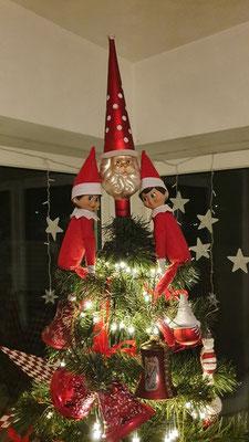 Weihnachtsmann, wir haben dich lieb