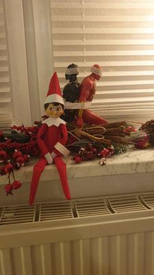 Unser Elf hat alles im Griff