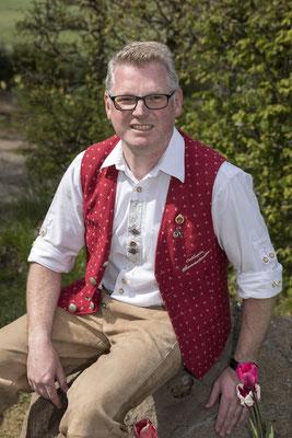 Stephan Kohl,  1. Vorsitzender
