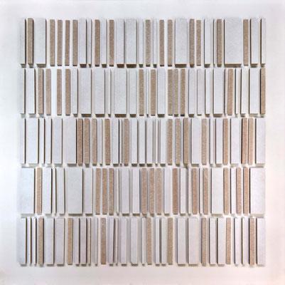 Harmony, 80 x 80 cm,  Mdf en spuitverf