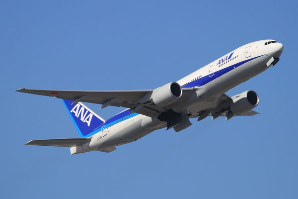 FRA 25.03.2012; JA716A Boeing 777-200 All Nippon Airlines