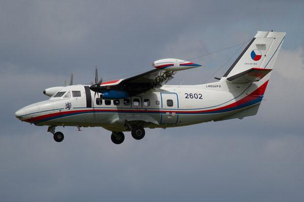 RMS 29.07.2012; 2602 L-410UVP (Czech AF)