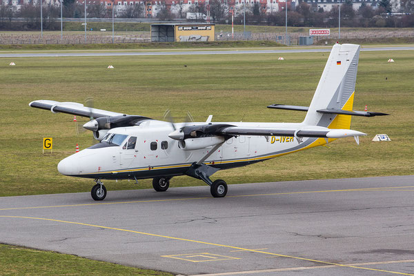 EDFM 17.02.2016; D-IVER De Havilland Canada DHC 6-300 Twin Otter Businesswings