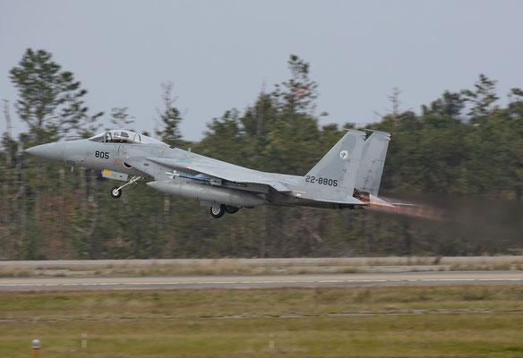 Die F-15 trägt heutzutage die Hauptlast der japanischen Luftverteidigung.