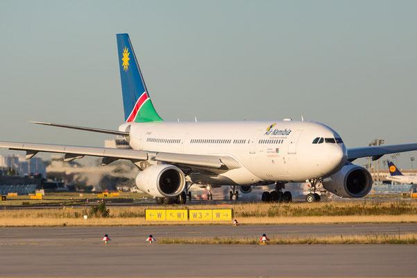 FRA 10.07.2015: V5-ANO; A330-243; Air Namibia