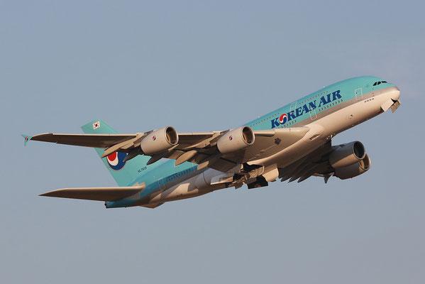 27.07.2013; HL7615, Airbus A 380861 der Korean Air