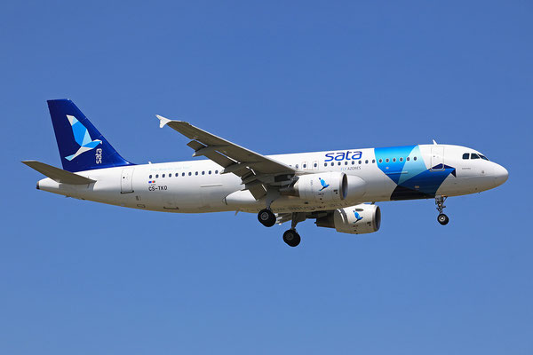 07.07.2013; CS-TKO, Airbus A 320-214 der SATA