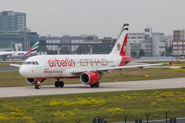 FRA 27.09.2014; D-ABDU Air Berlin Airbus 320-214; special-cs.