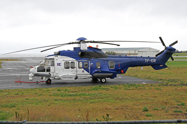 Landhelgisgæslan (Icelandic Coast Guard) Eurocopter EC-225LP TF-EIR, RKV, 15. August 2020