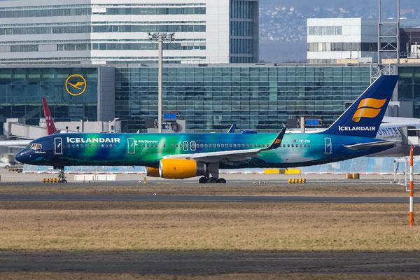 FRA 04.03.2015; TF-FIU B757-256 Icelandair