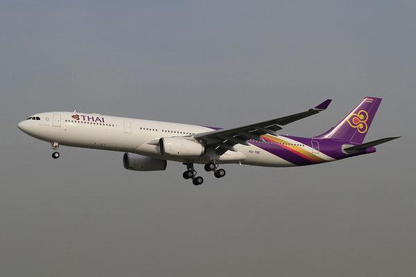 FRA 20.10.2012; HS-TBE Airbus A 330-300 Thai Airways