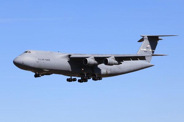 RMS 01.04.2012; 84-0062 Lockheed C-5B ( 60th AMW, Travis AFB)