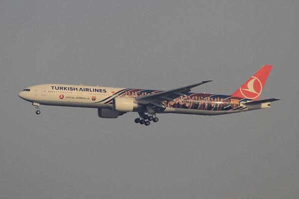 FRA 20.10.2012; TC-JJI Boeing 777-300 Turkish Airlines