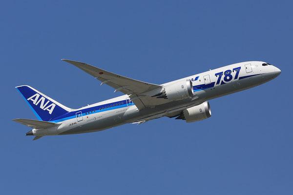 07.07.2013; JA714A, Boeing 787-8 der ANA