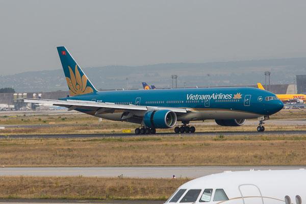 FRA 25.06.2015; VN-A146; Boeing 777-26K(ER); Vietnam Airlines