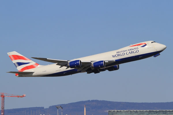FRA 25.03.2012; G-GSSD Boeing 747-800F BA Cargo