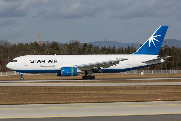 FRA 03.03.2015; OY-SRN; B767-219(ER)BDSF Star Air Freight