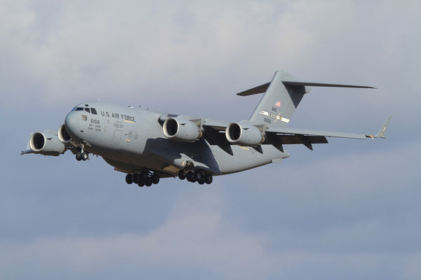 RMS 19.01.2012; 06-6156 Boeing C-17A (60 AMW, Travis AFB)