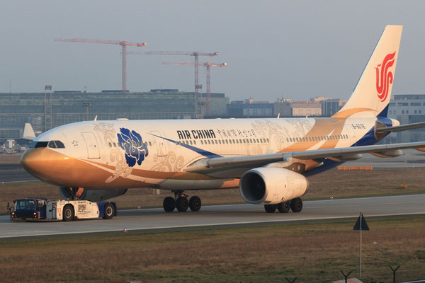FRA 25.03.2012; B-6076 Airbus A 330-200 Air China