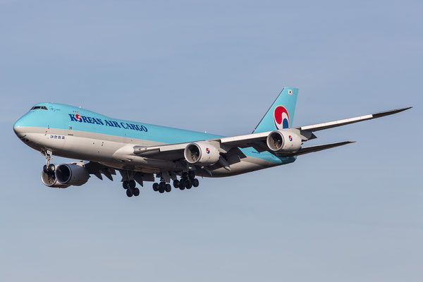 FRA 06.02.2016; HL7629, Korean Airlines Boeing 747-8B4F