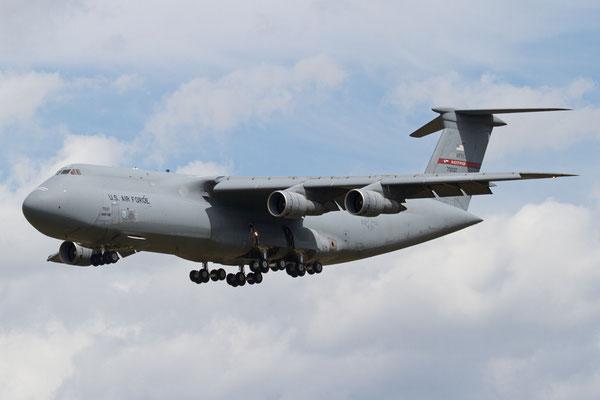 RMS 29.07.2012; 87-0037 Lockheed C-5B (439th AW, Westover AFB)