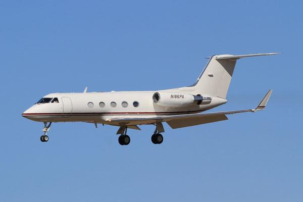 RMS 01.04.2012; Gulfstream III (irgendein Verein mit drei Buchstaben)