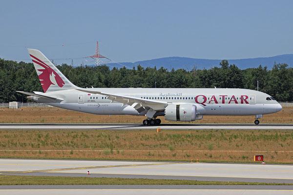 07.07.2013; A7-BCL, Boeing 787-8 der Qatar Airways