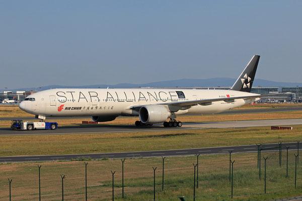 07.07.2013; B-2032, Boeing 777-39L(ER) der Air China