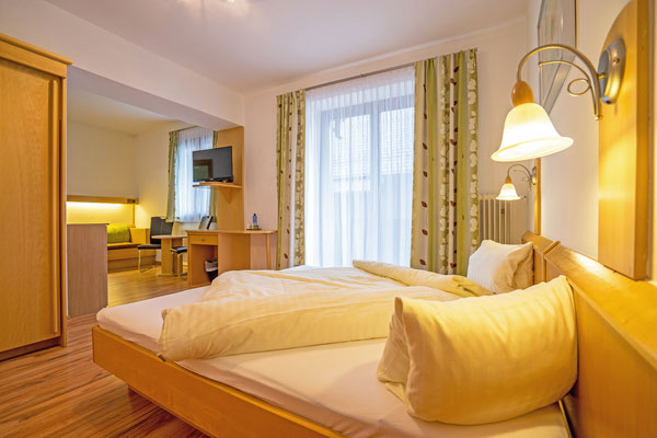 Apartments and rooms at Weissensee