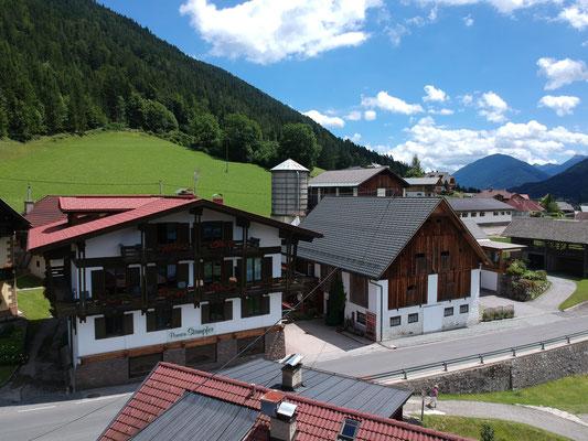 Haus Stampfer am Weissensee