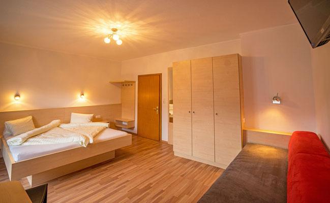Doppelzimmer am Weissensee