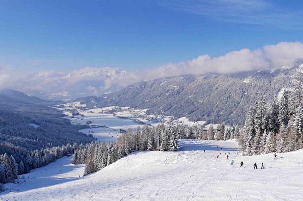 Weissensee im Winter