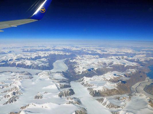 Ostküste von Grönland