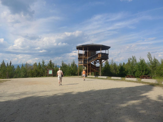 Green Mountain Lookout Tower