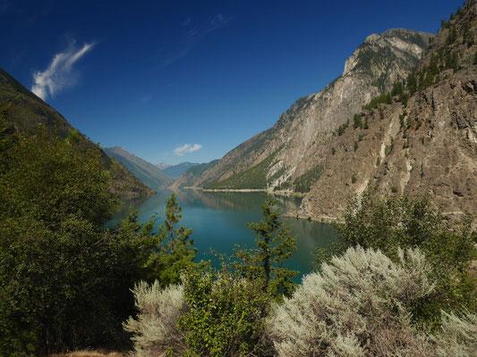 Seton Dam and Lake