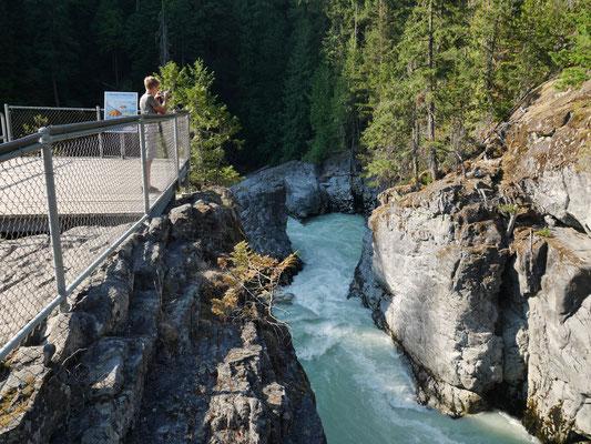Die Nairn-Falls