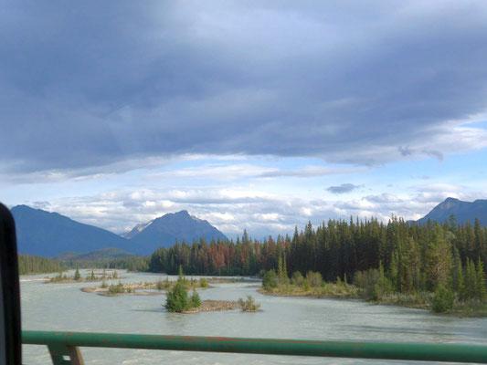 Noch mal der Fluss