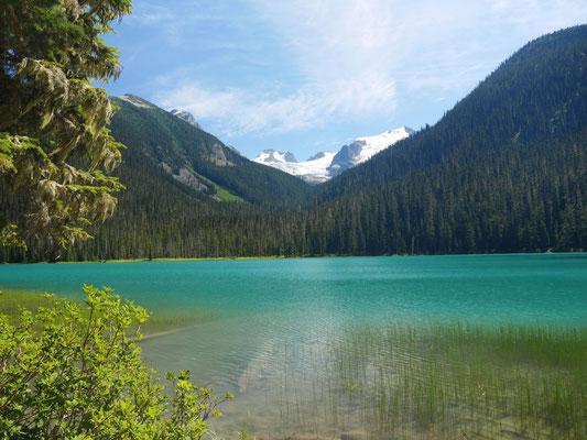 Der erste Joffre Lake