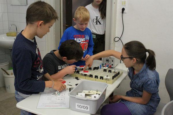 Schaltkreise bauen