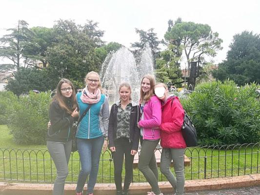 Zu Besuch bei Romeo und Julia in Verona