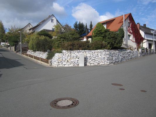Trockenmauer