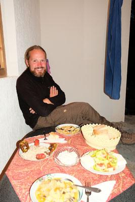 immer wieder ein Genuss :) das albanische Essen hat uns selten enttäuscht