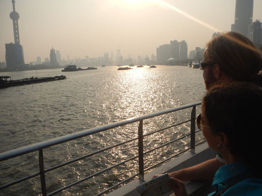 Sonnenuntergangsboottour