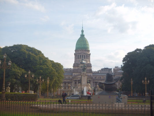 Kongressgebaeude Buenos Aires
