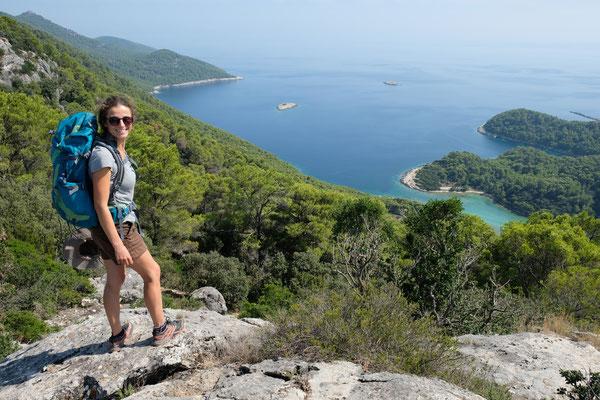 Insel Mjlet - einen Abstecher wert :), wundervolle Strände und der Geruch von Pinienwäldern ist unvergesslich