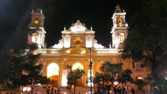 Cathedral Basilica de Salta